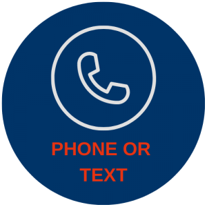 Phone or Text