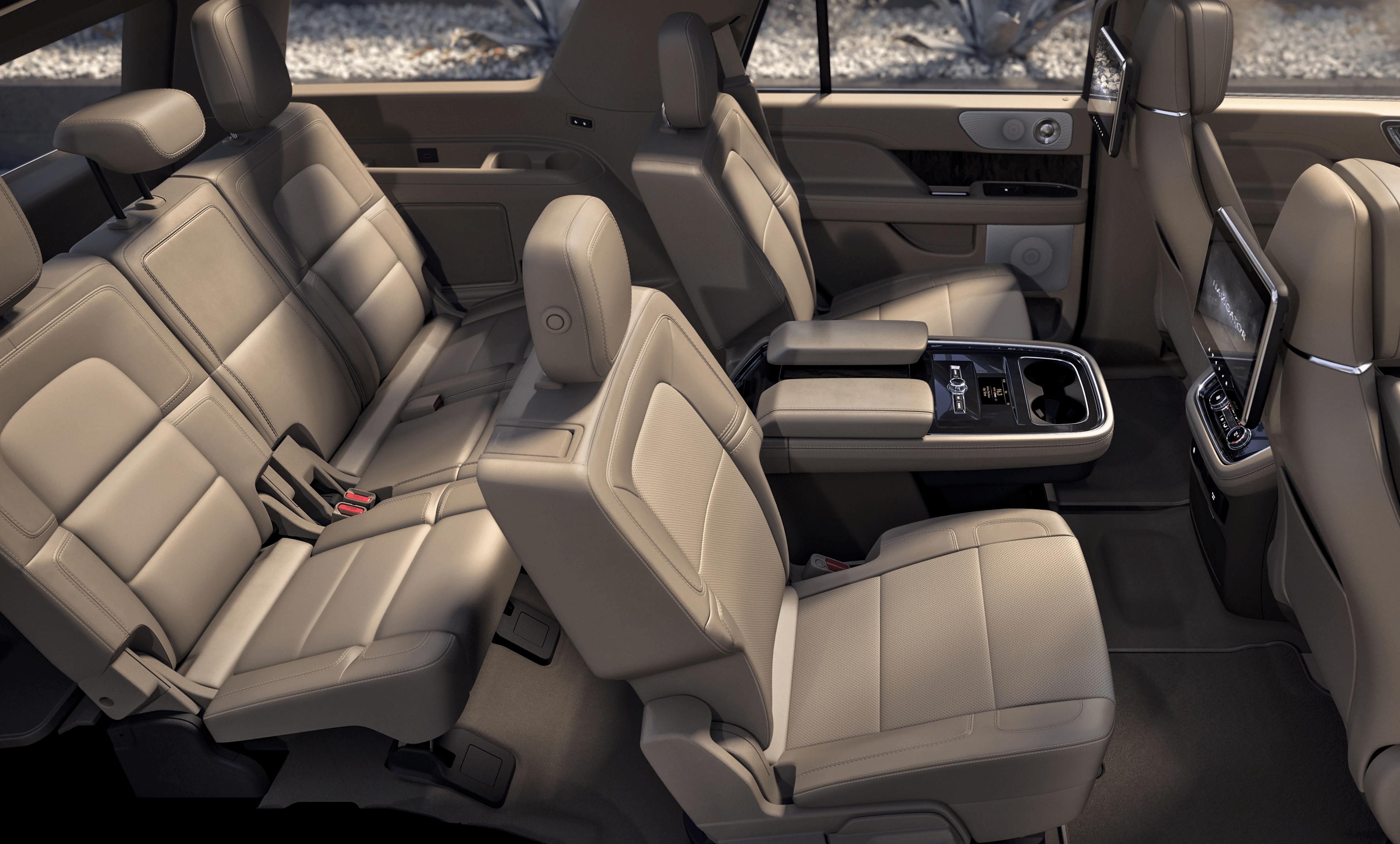 Navigator Interior Leather