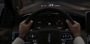 Navigator Interior Dashboard