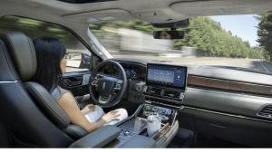 Navigator Hands Free Driving