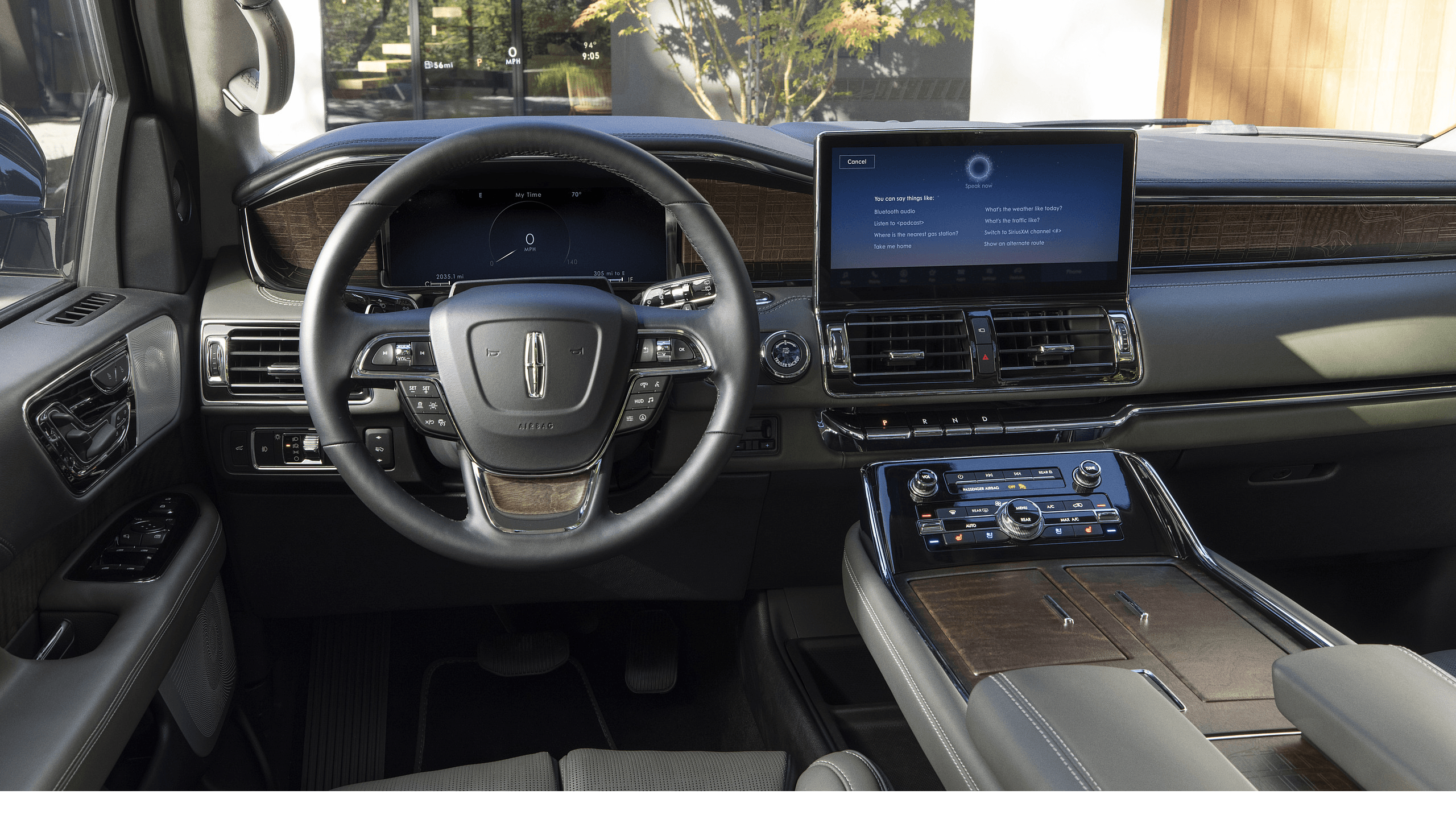 Navigator Driver Seat